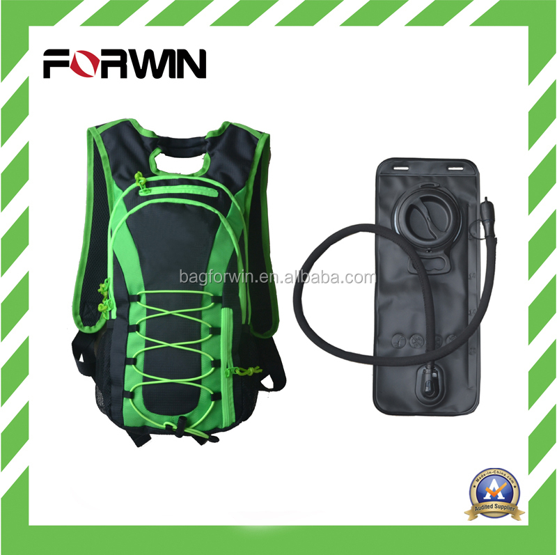 2L TPU Bladder Bicycle Hydration Backpack Pack Drinking Water Bags