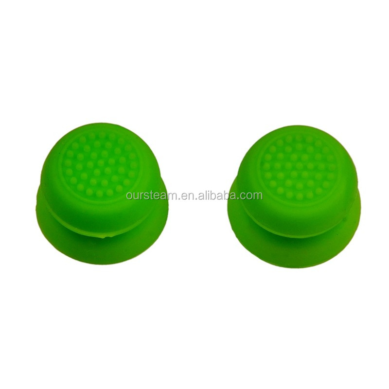 Silicone Analog Controller Cap Thumbstick Grip for PS4 Controller New Design