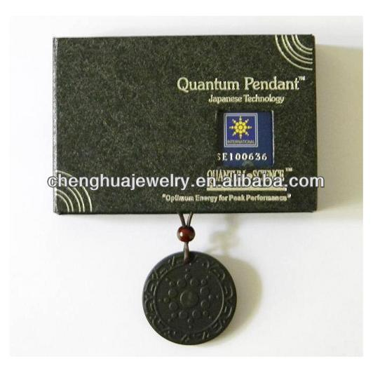 Hot Sale Product Bio Quantum Scalar Energy Pendant