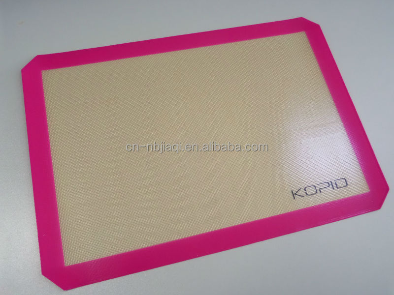 2014 silicone backing mats