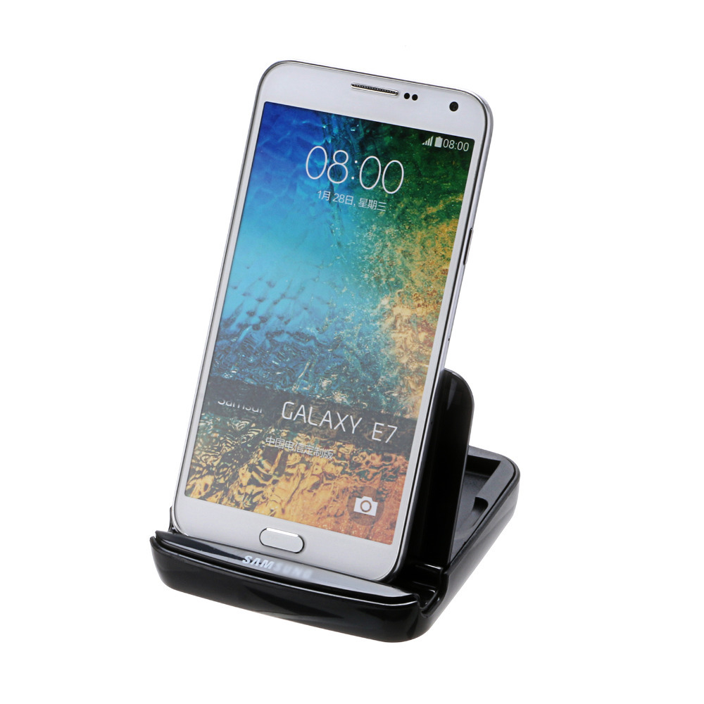 For Samsung Galaxy S3 Mini i8190 1900mAh Battery Charger Wireless Portable external De Bateria Battery Charger Cradle Dock