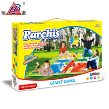야외 Mat 까 To Play 루도 Board Game 와 Spanish Parchis smd, smt) 패키지