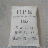 impact modifier for wpc ,chlorinated polyethylene(CPE135a)
