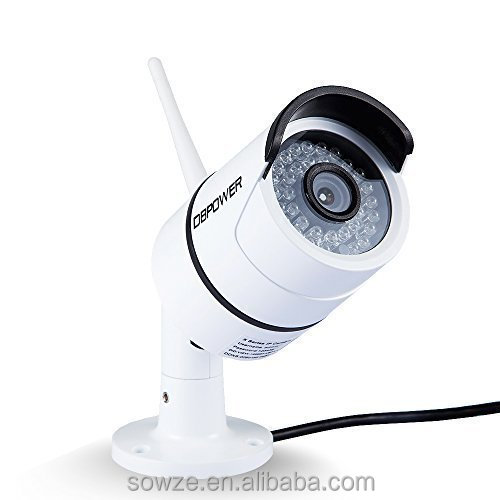 High resolution 720P 960P 1080P ip weatherproof IP66 outdoor wireless wifi IP camera