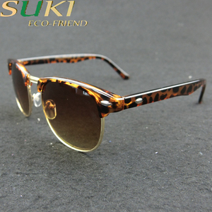 Free sample 2015 Hot velvet wholesale plastic sunglasses for customized