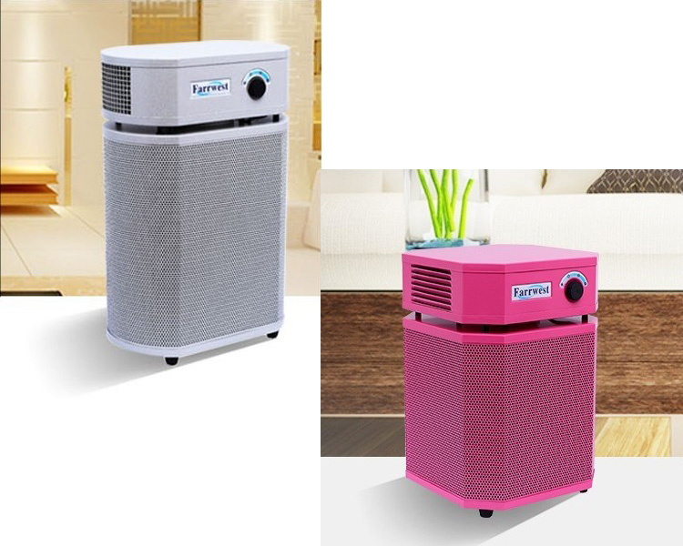 Hot Products Smart Compact Design Mini Office Desktop Air Cleaner