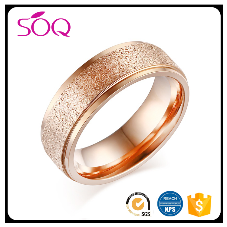 Best price sale fashion made in china elegant rose gold plated jewelry ring engagement