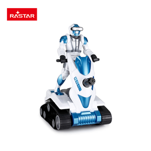 Rastar high quality material kids cute toy robot