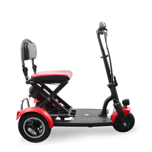 Wholesale Adult 3 Wheel Foldable Electric Mobility Scooter with CE certificate