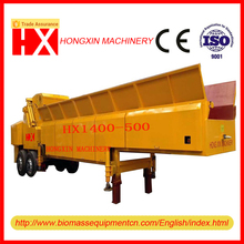 high quality wood chips making machine for wood pallet