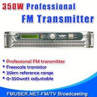 FMUSER FSN-350 300W 350W 2U Professional Radio Station Software Exciter-RC7
