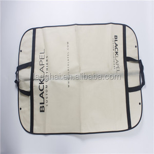 Manufacturer promotional foldable non- woven cloth vegetable carry bag