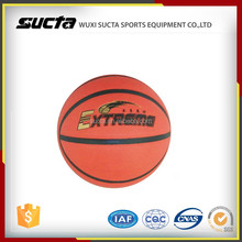 Professional match PU synthetic leather material basketball