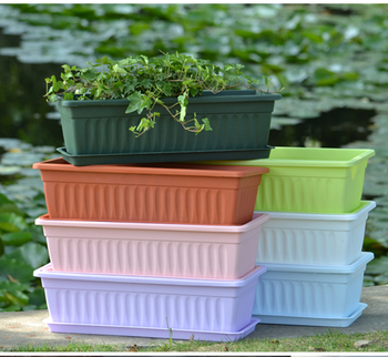 Rectangular Plastic Vegetable Plants Garden Pots Sale   Buy Rectangular  Pots,Garden Pots Sale,Garden Pots Sale Product On Alibaba.com