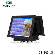 15'' Stylish All-in-one Fanless POS System/ POS Terminal