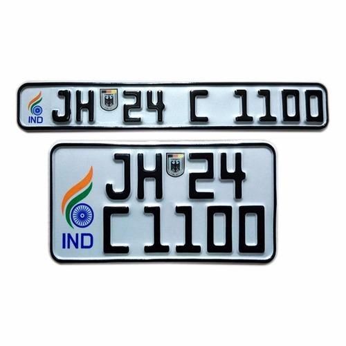 New Factory Price Aluminum License Bike Number Plate Design Buy European Metal Car License Plate European Metal Car License Plate European Metal Car
