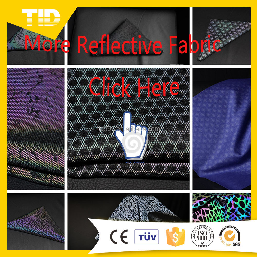 Multi-Function Fabric Waterproof Breathable Fabric retroreflective fabric