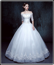 Z91763A New Lace Appliqued Modern 2016 Patterns Backless Bridal Gown Customized Sexy Mermaid Wedding Dress