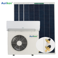 solar air conditioner with solar panels powered solar ac for sale in thailand