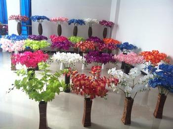 Stock Pas Cher En Gros Fleurs Artificielles Fleur D Orchidee