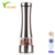 2019NEW Electric Ceramic Pepper Mill Stainless Steel Salt Grinder