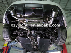 after-market exhaust system for Toyota 86