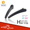 Black Hairdressing Section Clip