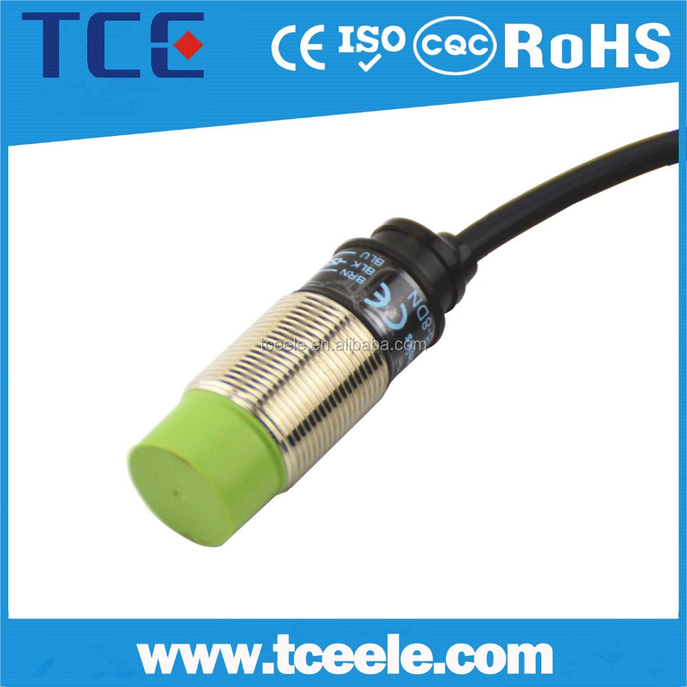 China Connector Proximity Manufacturers Inductive Switch Sensor Lm8 Electronic And Suppliers On