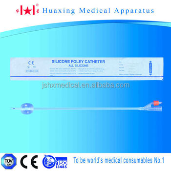 All Silicone Foley Catheterurethral Catheter For Hospital Buy Silicone Foley Catheterpediatric Foley Catheterpure Silicone Urinary Catheter