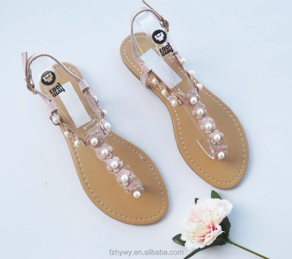 62407bc1f1af97 Fancy ladies chappal picture dresses women lady sandals custom slides