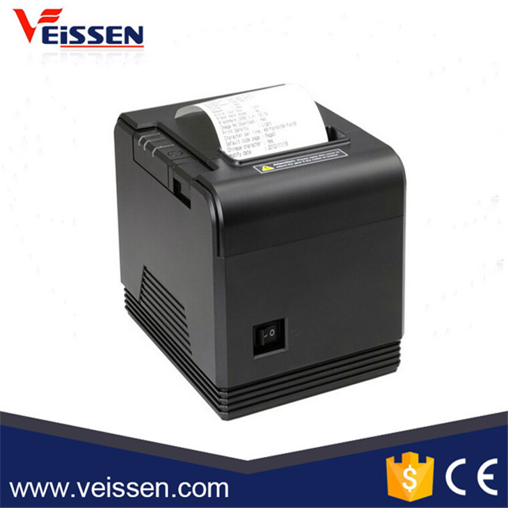 Factory directly sales portable pos 80mm thermal printer support Linux / Windows