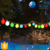 BALLOON 10 LED GARLAND FAIRY LIGHTS STRING DECOR BEDROOM INDOOR PARTY BATTERY