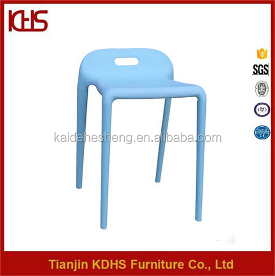 low back stable plastic dining chairs in various colors and at low price
