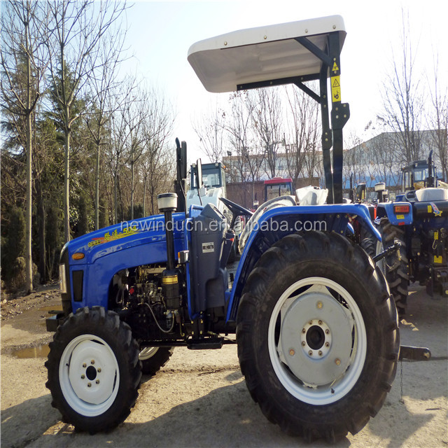 new Lutong small 50hp 4WD farming tractor for sale in Peru