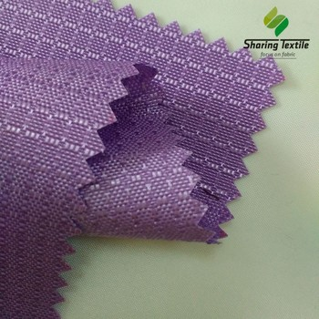 RPET Bag Fabric/RPET Oxford Fabric/RPET Diamond Check Fabric