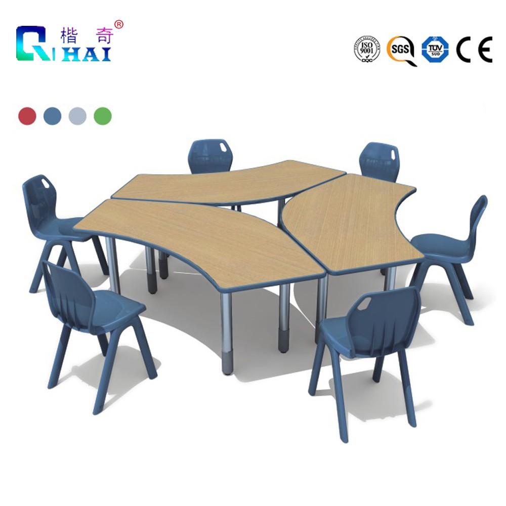 Venta caliente precios baratos niños estudio madera mesas y sillas ...