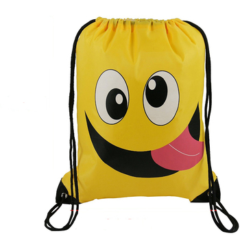 Low Moq Factory Price Durable Cheap Drawstring Gym Sack For Promotion