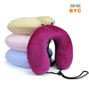 BYC Thermo Sensitive Memory Foam Pillow With Removable And Washable Velvety Flock Cover