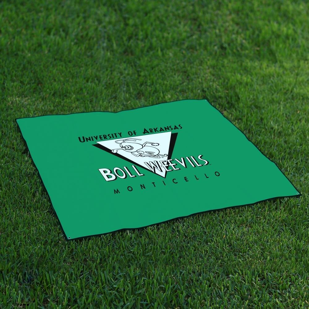 Arkansas Monticello Boll Weevils Tailgate Blanket Legacy