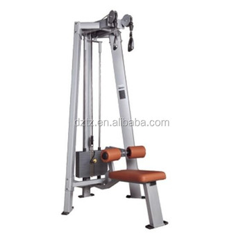 power cable tower tz 5031 dual pulley lat pulldown tower dezhou