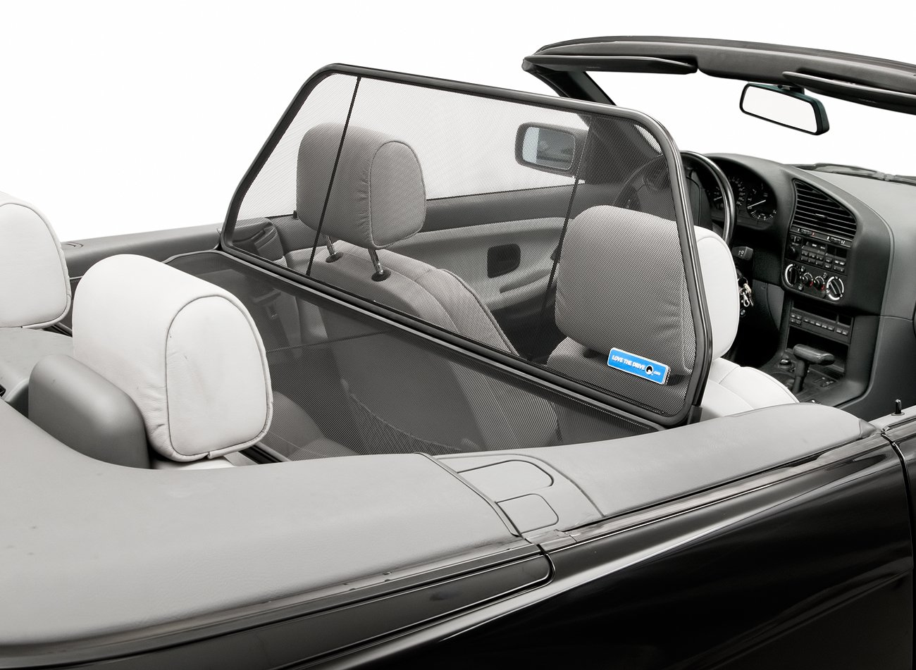 Bmw 3 Series 325 328 323 M3 E36 Convertible 1993 To 1999 Love The Drive Wind Deflector Deflectors Are Known Also As Screen