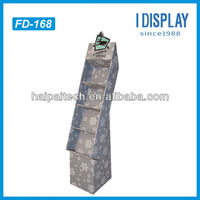 FD-168 display box paper comestic display box supermarket display stand