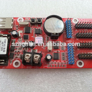 XLG TF-MU rs232 led display control card