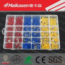 OEM Crimp Type Assorted Terminal Kit, 480pcs Insulated Wire Connectors<