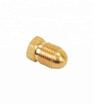 BAOTN Hardware metal parts Sleeve pipe plug copper pipe plug for Lathe central  lube oil system