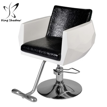 Stupendous Queenshadow Wholesale White Durable Beauty Salon Styling Chair With Crystal View Queenshadowbarber Chair Kingshadow Product Details From Guangzhou Home Remodeling Inspirations Genioncuboardxyz
