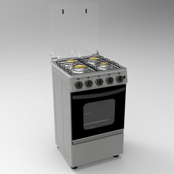 50cm Freestanding Natural Gas Oven/Stove | Appliances Online 4 burners Gas Ranges