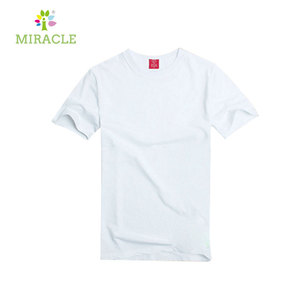 Factory wholesale 100% cotton Sublimation Printing blank t-shirts