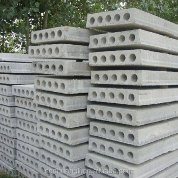 Precast Concrete Hollow Core Wall Panel Machine Cement