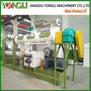 Technical support easy to handle full fat soya extruder